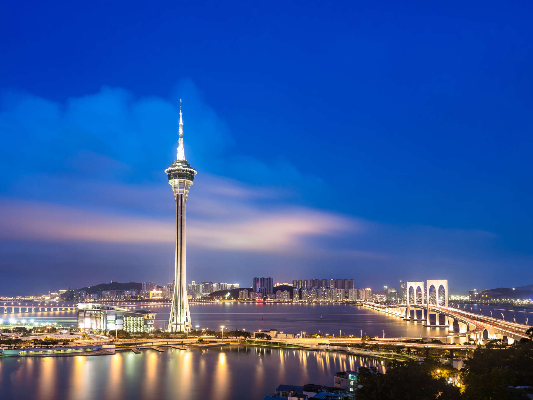 A little known fact: Macao is visa free for Indians which means you can travel to the country without any hassle.