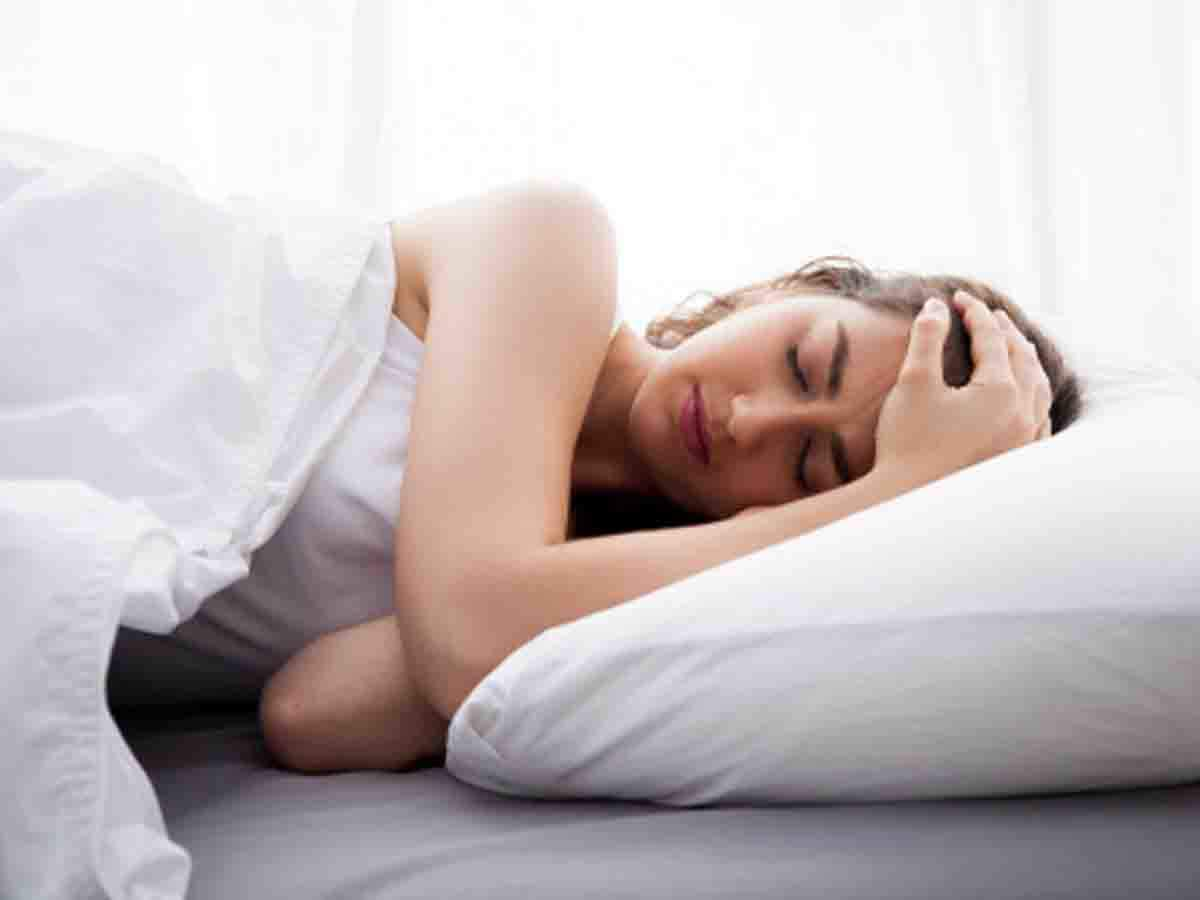 Sleep tight: Once you are done with Diwali parties, make sure you get a good night's sleep.