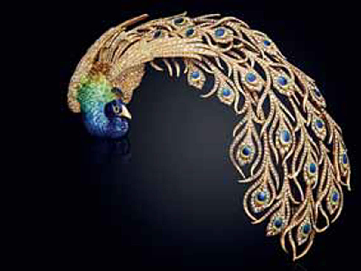 According to the historian, it is the fate of jewels to keep moving from one hand to another, one land to another.