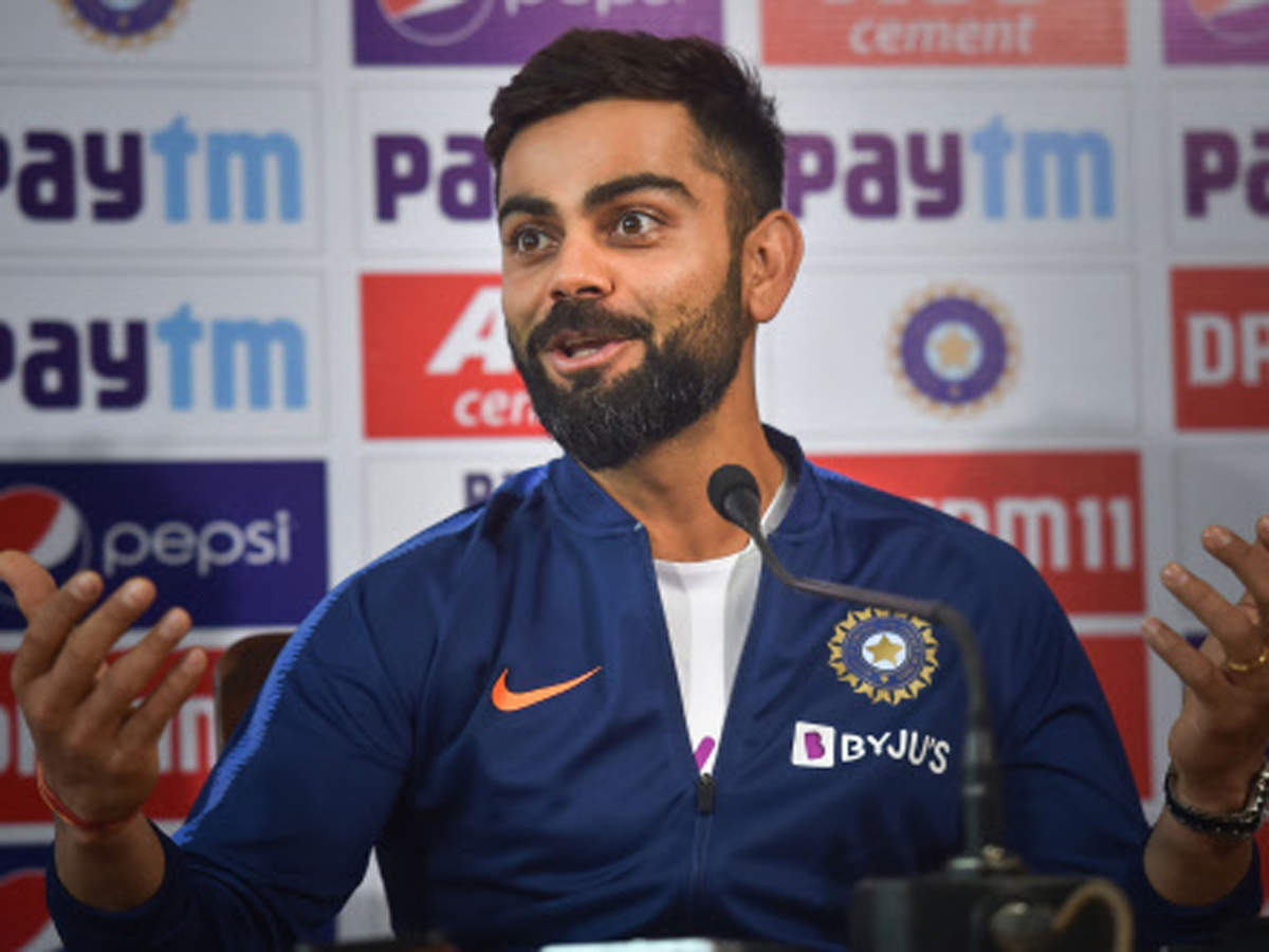 In an interview with Sir Viv Richards, Virat said that he prefers getting hit early on so he doesn't let it happen again.