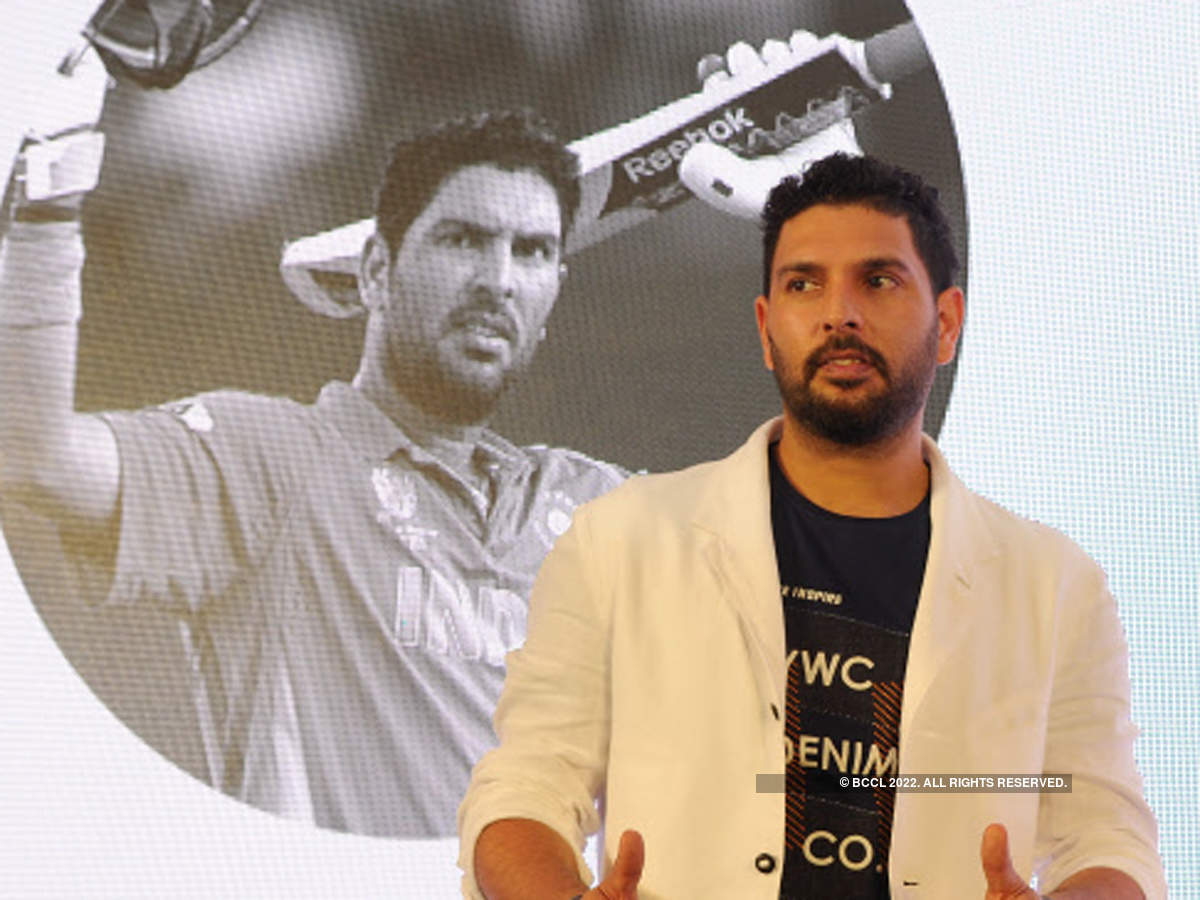 While suffering from cancer, Yuvraj Singh decided to never feel sorry for himself or ask 'why me?'
