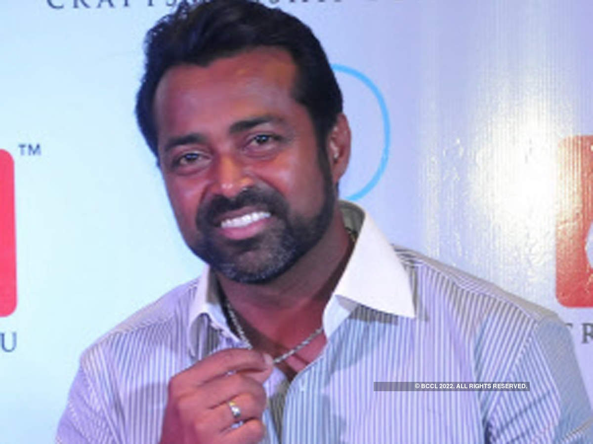 Leander talks fitness, says 'the exact number of minutes that I spend on my workouts keeps varying as per my need'.
