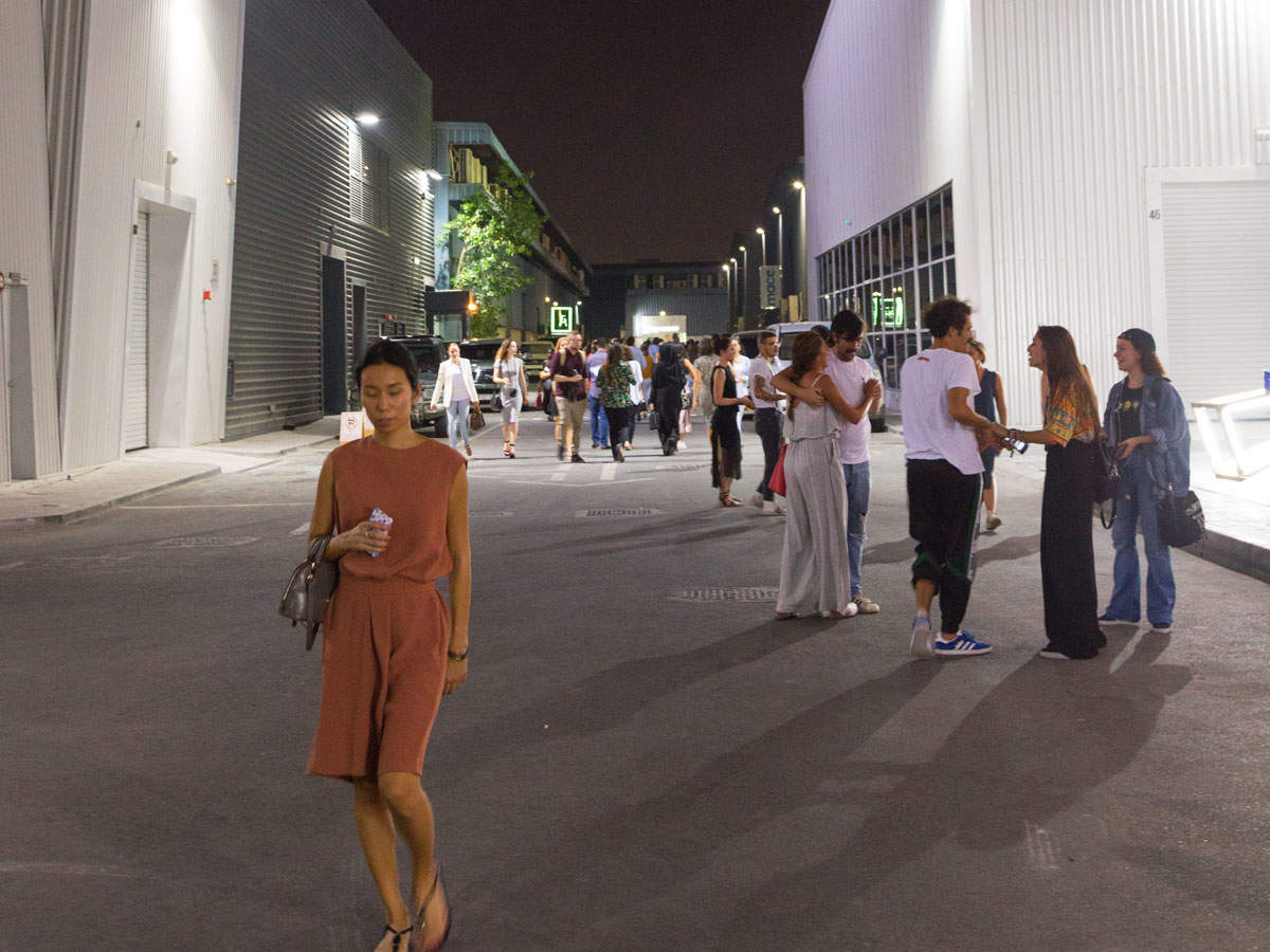 Visit Dubai's major art hub Al Serkal Avenue that has been transformed from a former Experience authentic Emirati culture with Dubai's industrial area.