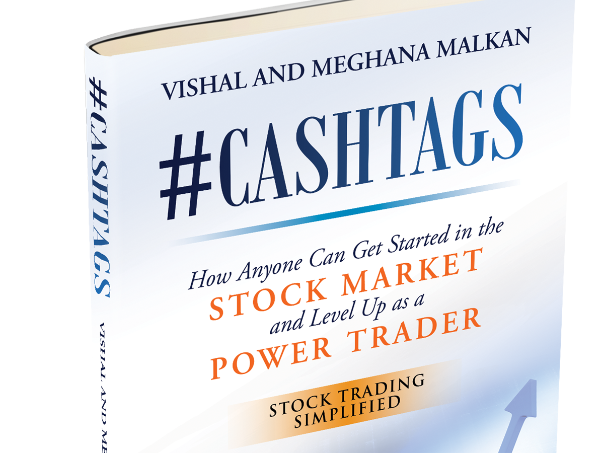 In their endeavour to reach out to millions of people, they have co-authored a book, '#CASHTAGS – How Anyone Can Get Started in the Stock Markets and Level up as a Power Trader'.