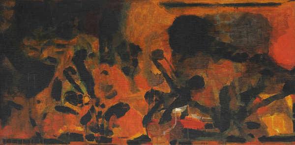 La Terre 3 (1970) is estimated at Rs 2 - 3 crore. (Image: Saffronart)