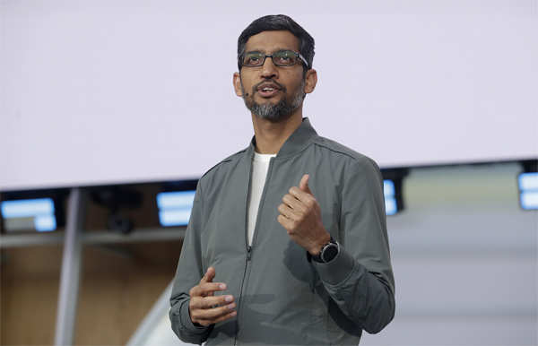 Pichai will now be the sole executive in charge of a company that has giant businesses in search, advertising, maps, smartphone software and online video, as well as a variety of fledgling bets in far-off areas like drone deliveries and Internet-beaming balloons.​
