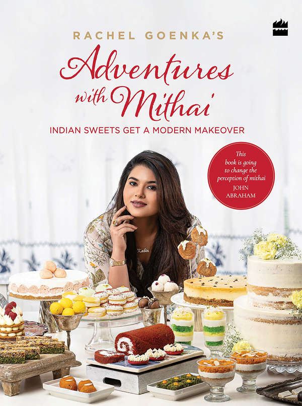 ​Goenka is the author of 'Adventures with Mithai'​.