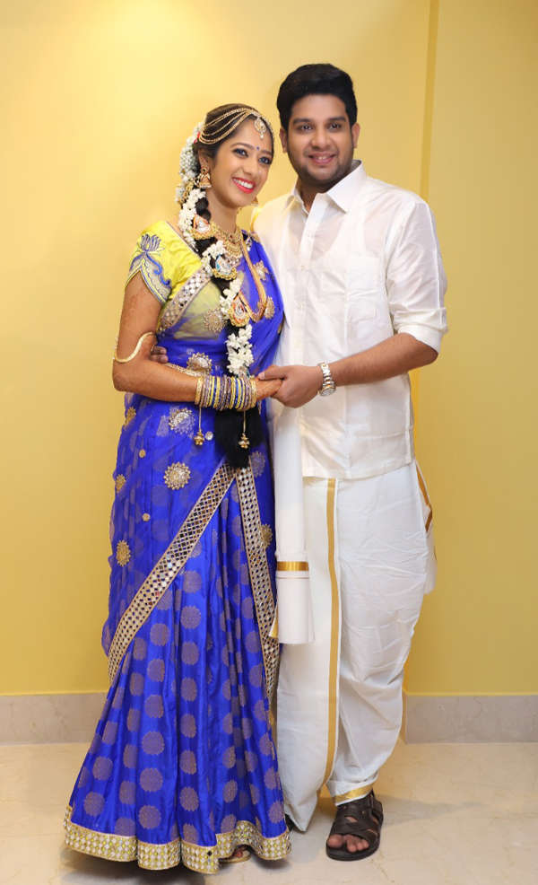 The couple celebrated their nuptials over three days at a resort close to Mumbai.