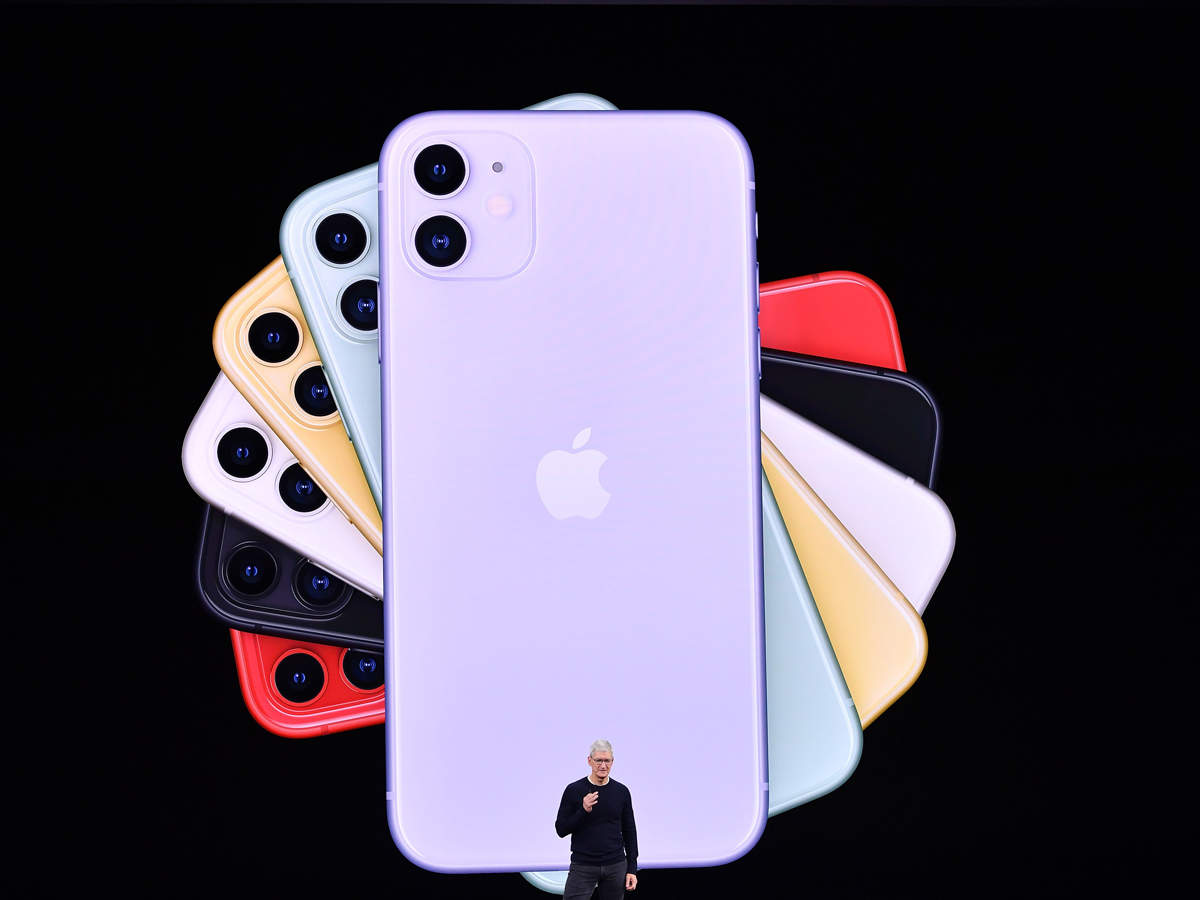 The iPhone 11 currently boasts of a 12 megapixel camera.