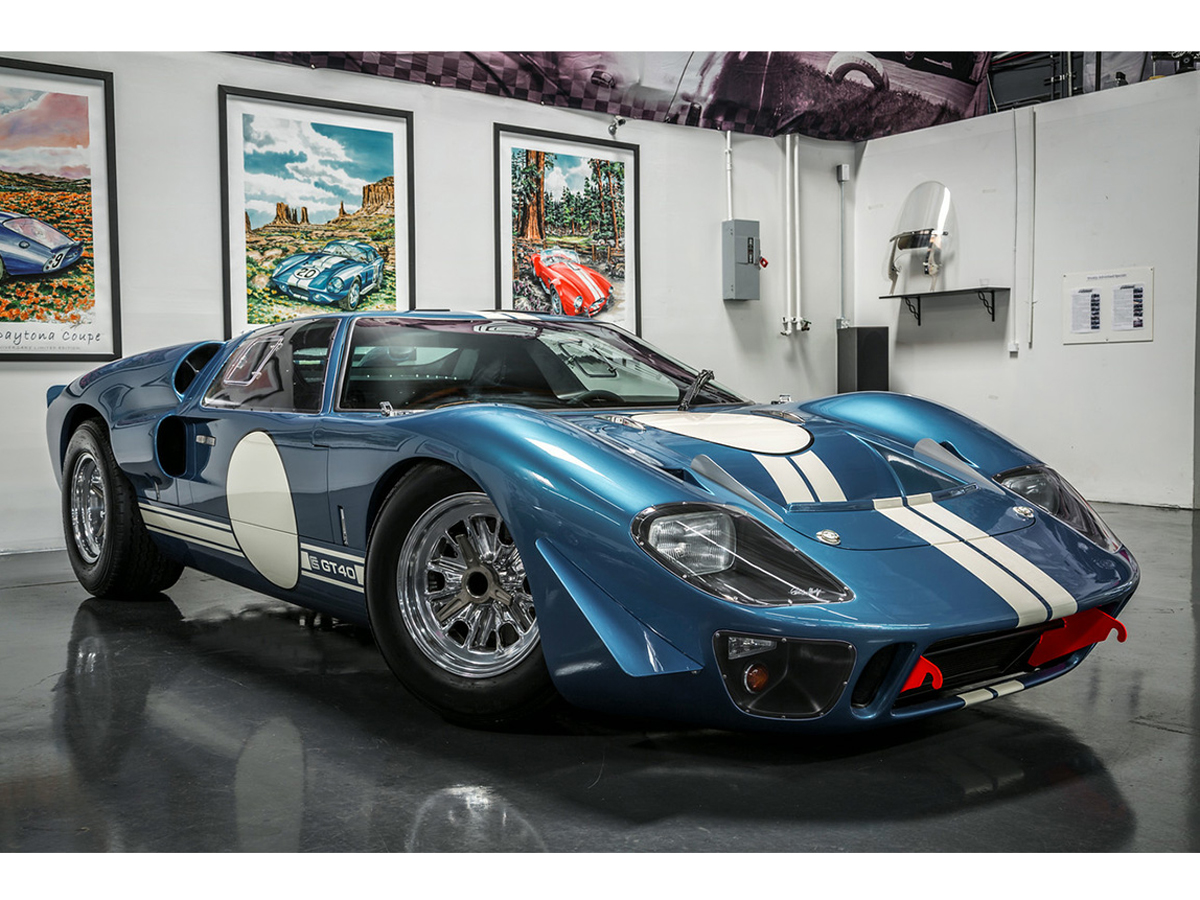 Live Your Ford Vs Ferrari Dream Superformance Gt40 Offers The Real Time Experience Literally At 180k The Economic Times