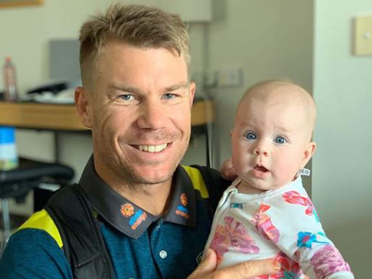 On Instagram, David Warner disclosed his newborn's name and revealed that his wife is also doing fine.