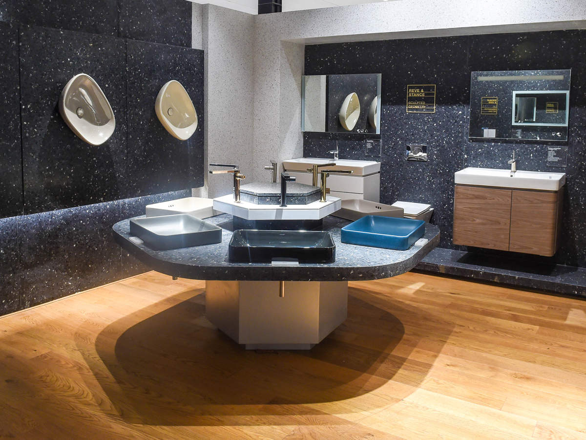 Spread across an expanse of 16,000 sq.ft., over two floors and hosting four distinct zones, the experience centre will serve as a source of inspiration for bath space décor.