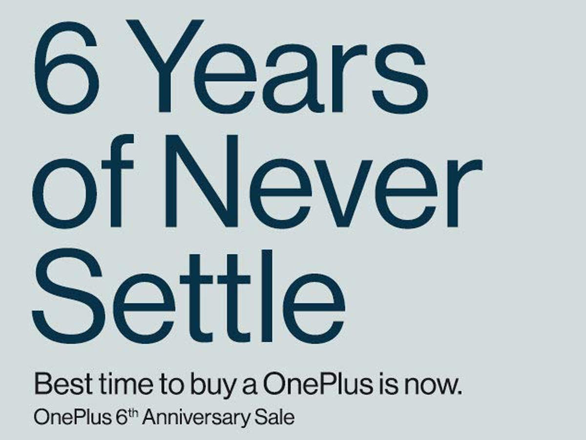 Users can opt for no-cost EMI options of up to six months on both Amazon and OnePlus portals as well.