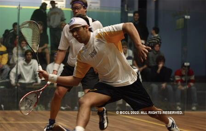 Sahil Vora played squash for India between 2000 to 2002.