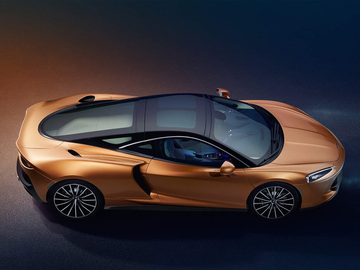 With the 2020 McLaren GT, you could say McLaren is taking on Bentley.