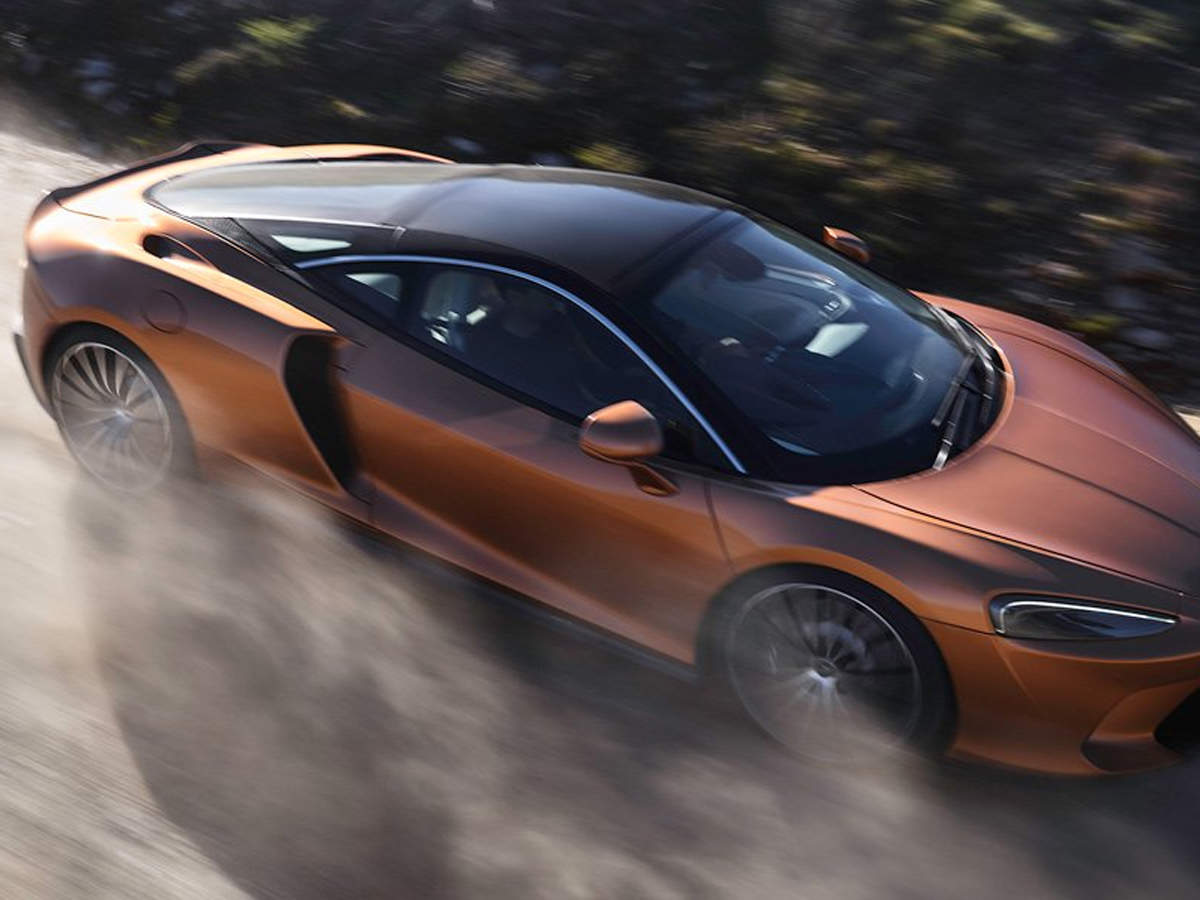The GT represents an entirely new segment offered by the 34-year-old company.