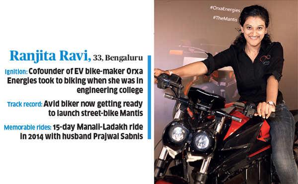 Ranjita Ravi