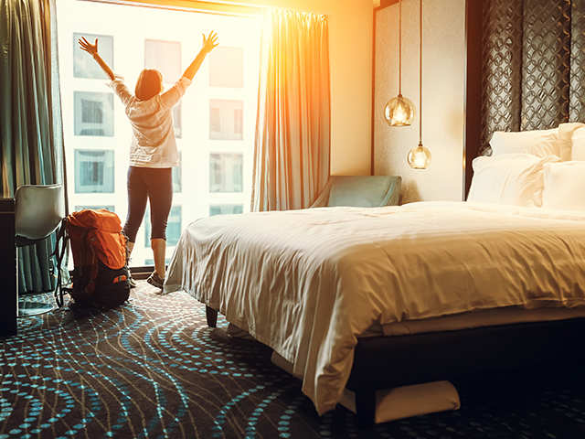 Spontaneous staycations are becoming popular among millennials looking for a quick-fix.