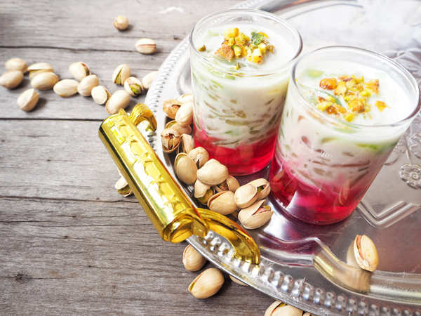​11,94,732 dishes of Falooda were ordered this year. (Representative image)​