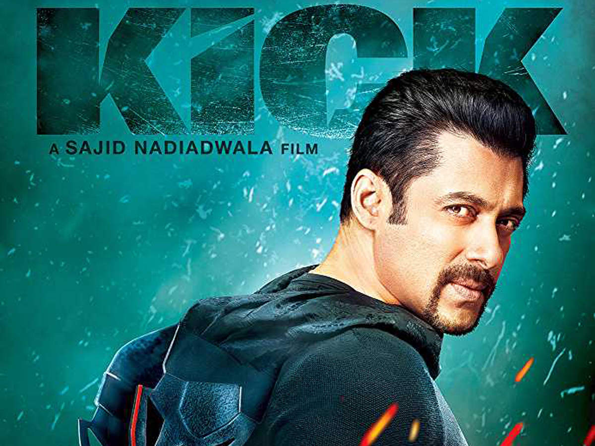 Sajid Nadiadwala's 'Kick' showed the 'Dabangg' star channel the role of a superhero.