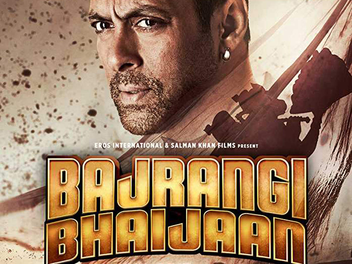 Clocking in Rs 433 cr, 'Bajrangi Bhaijaan' grabbed the 2nd spot on the list of highest grossing Salman films of this decade.