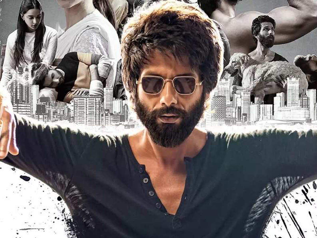 'Kabir Singh' does represent more than 75-80 per cent of urban India. Why not put it out? If I disagree with it, I won't see it.