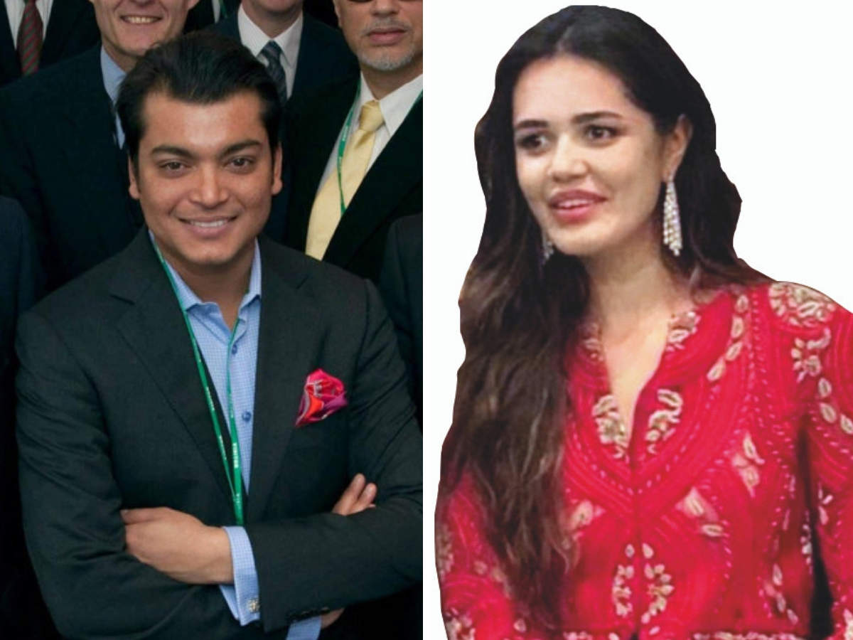 Mumbai's most eligible bachelor Rewant Ruia we all know is getting hitched with London-based fiance Karishma Choraria.