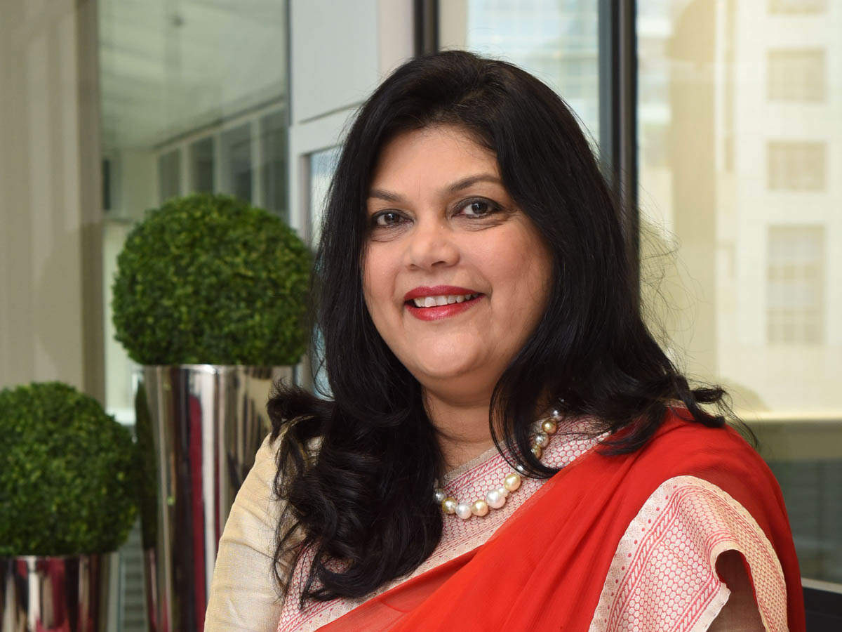 Falguni Nayar hopes to see the economy grow stronger in 2020.