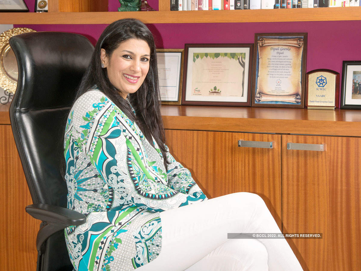 Dipali Goenka revealed that she will be spending NYE at a health spa in Visakhapatnam.