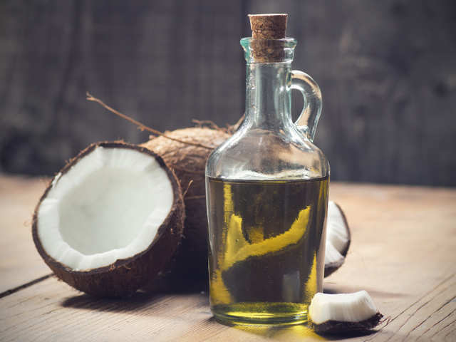 The 'healthy fats' found in coconut oil protect overall health.