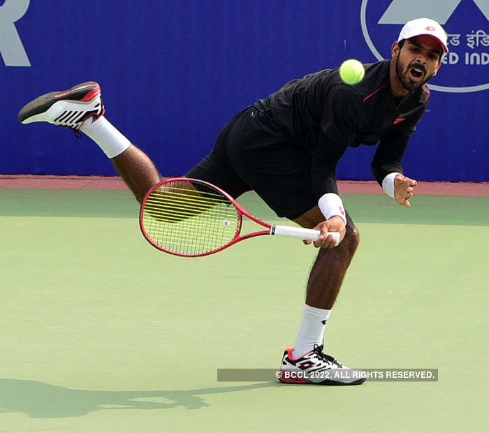 The first win in Davis Cup is special for Sumit Nagal.