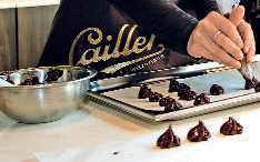 Chocolates in Broc, Switzerland