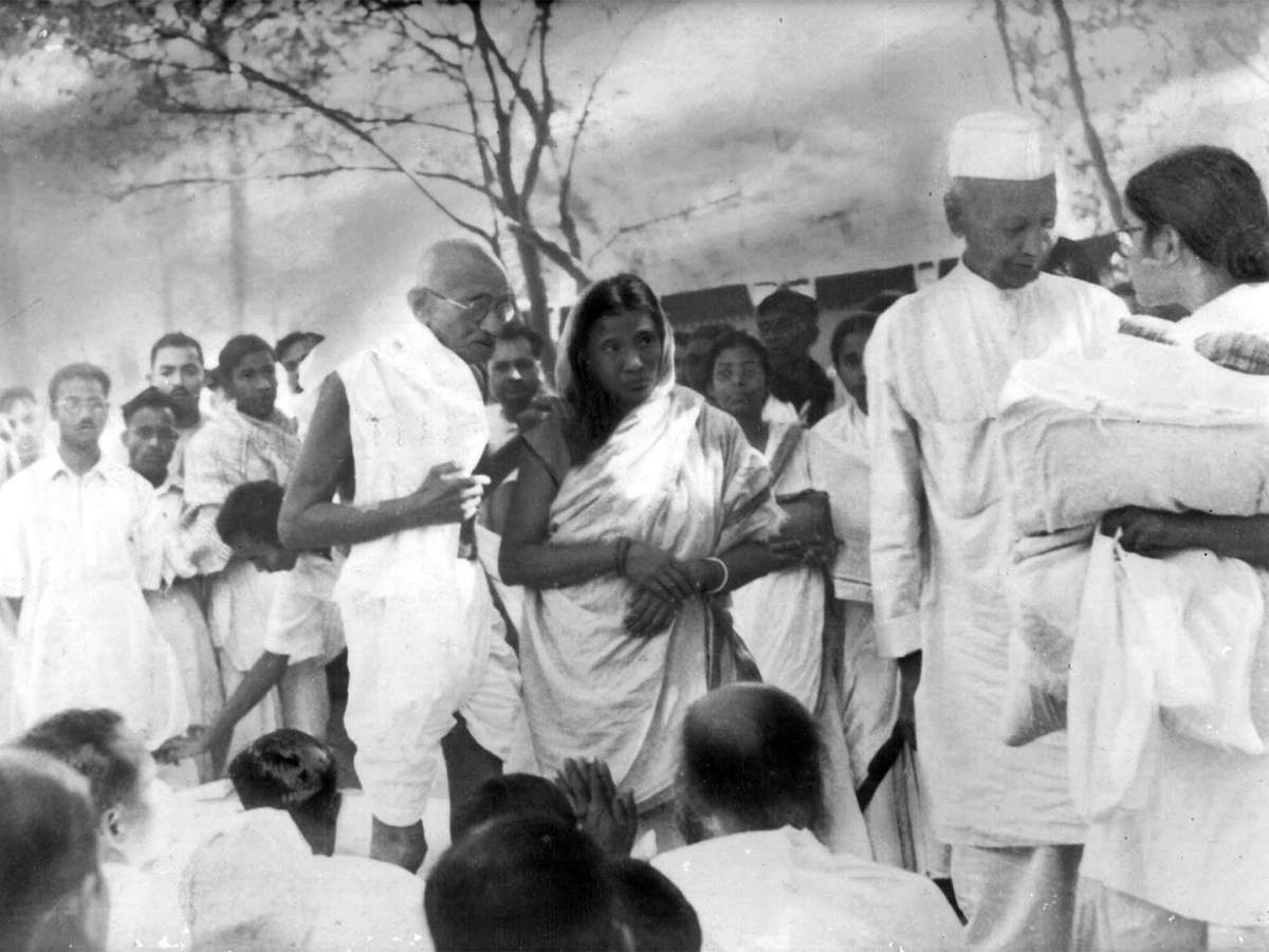 In September 1920, India launched the Non-Cooperation Movement under MK Gandhi's stewardship.