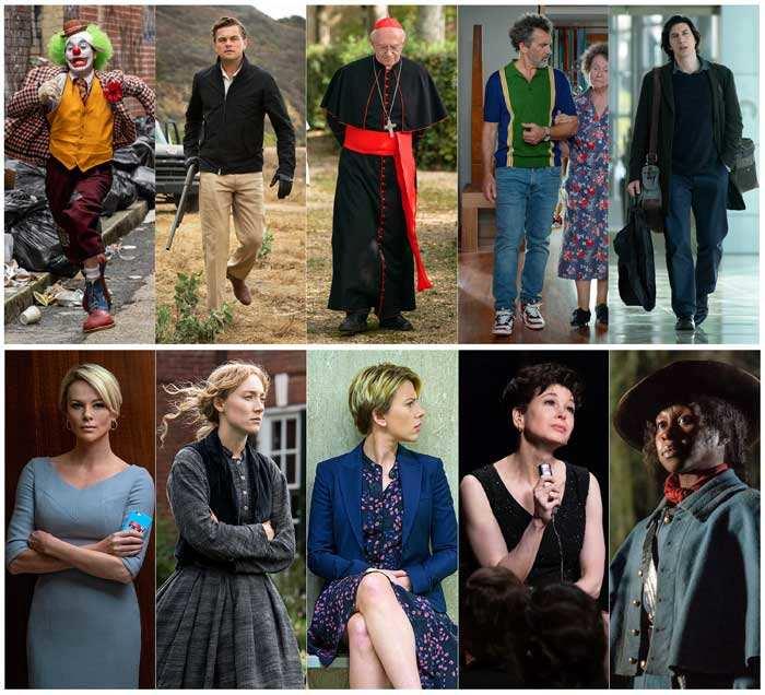 Image result for hollywood joker movie nominated for oscar in 11 categories