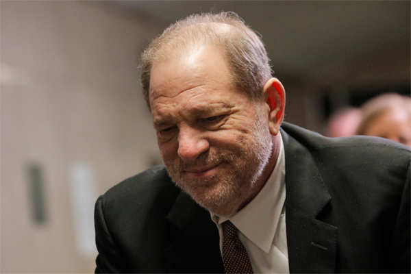 Weinstein last year sought to move the case to Long Island or Albany, saying media scrutiny in Manhattan would make a fair trial impossible, but the motion was denied