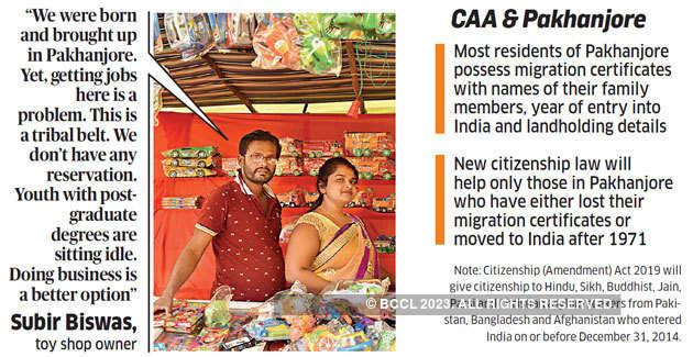 3 Bengali refugees dominate biz, farms in Chhattisgarh