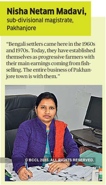 5 Bengali refugees dominate biz, farms in Chhattisgarh