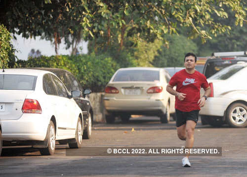 Gagan Banga, managing director, Indiabulls Housing Finance felt that the enthusiasm at the marathon was infectious. (Representative Image)