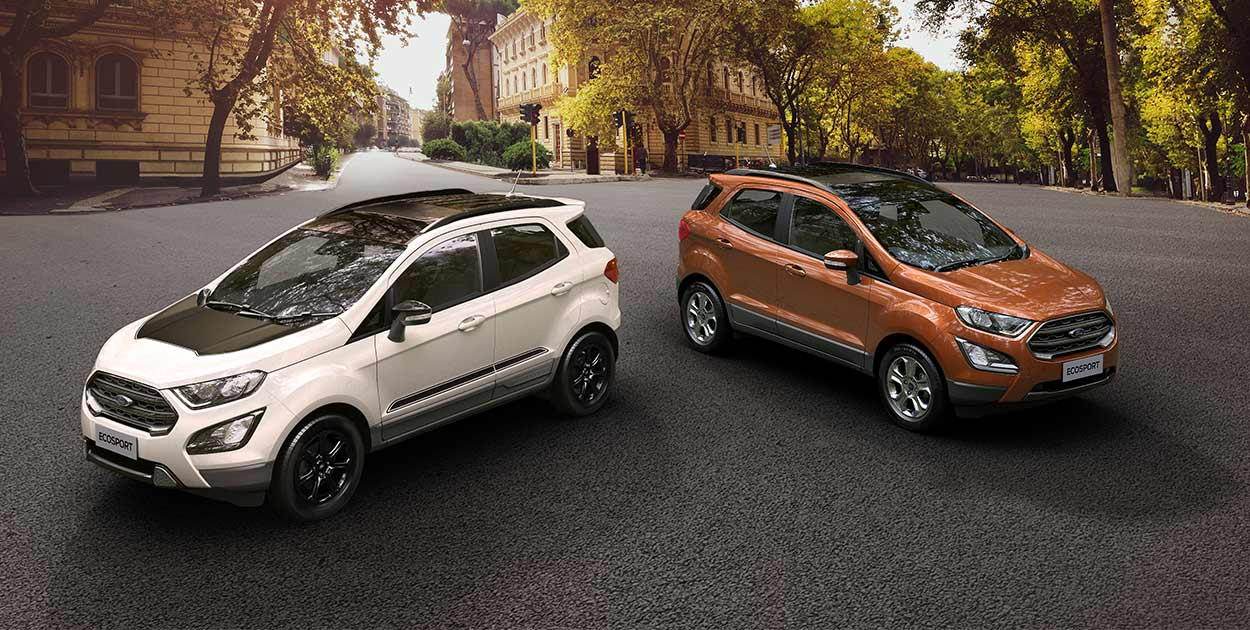 The new EcoSport's BSVI compliant 1.5 litre diesel engine delivers 100 PS power