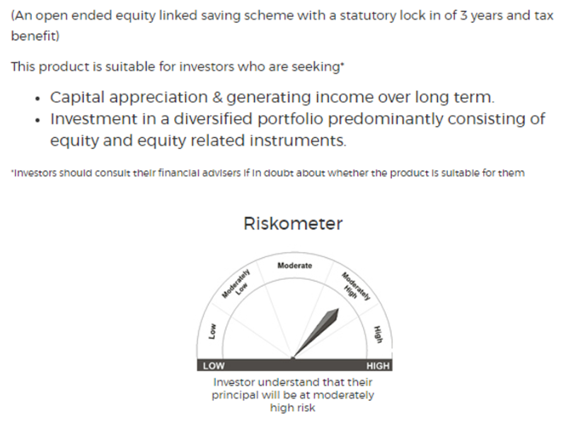 5 Reasons to choose Equity Linked Saving Scheme (ELSS) Fund