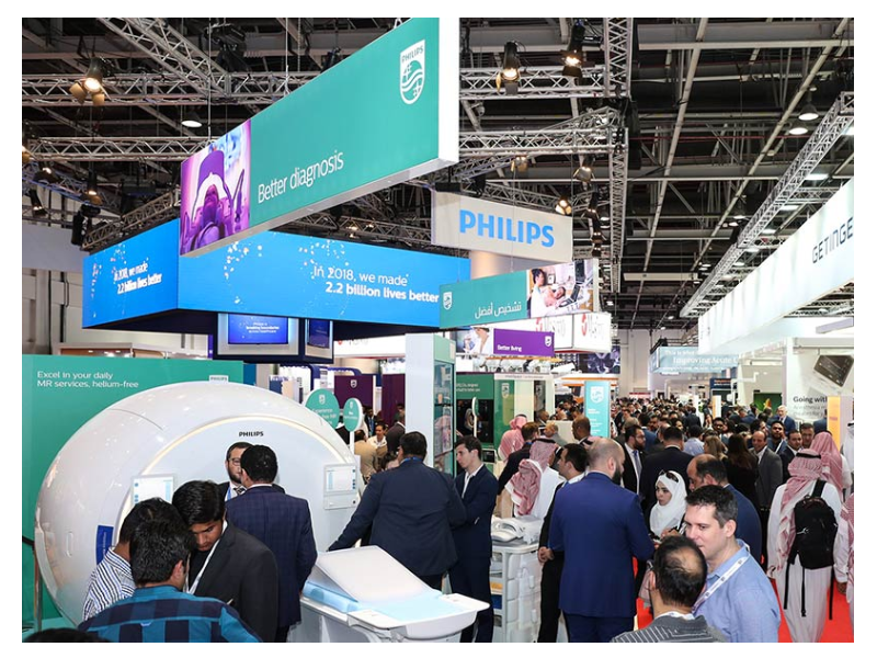 Arab Health 2020 brings together the medical technology industry and medical practitioners in Dubai