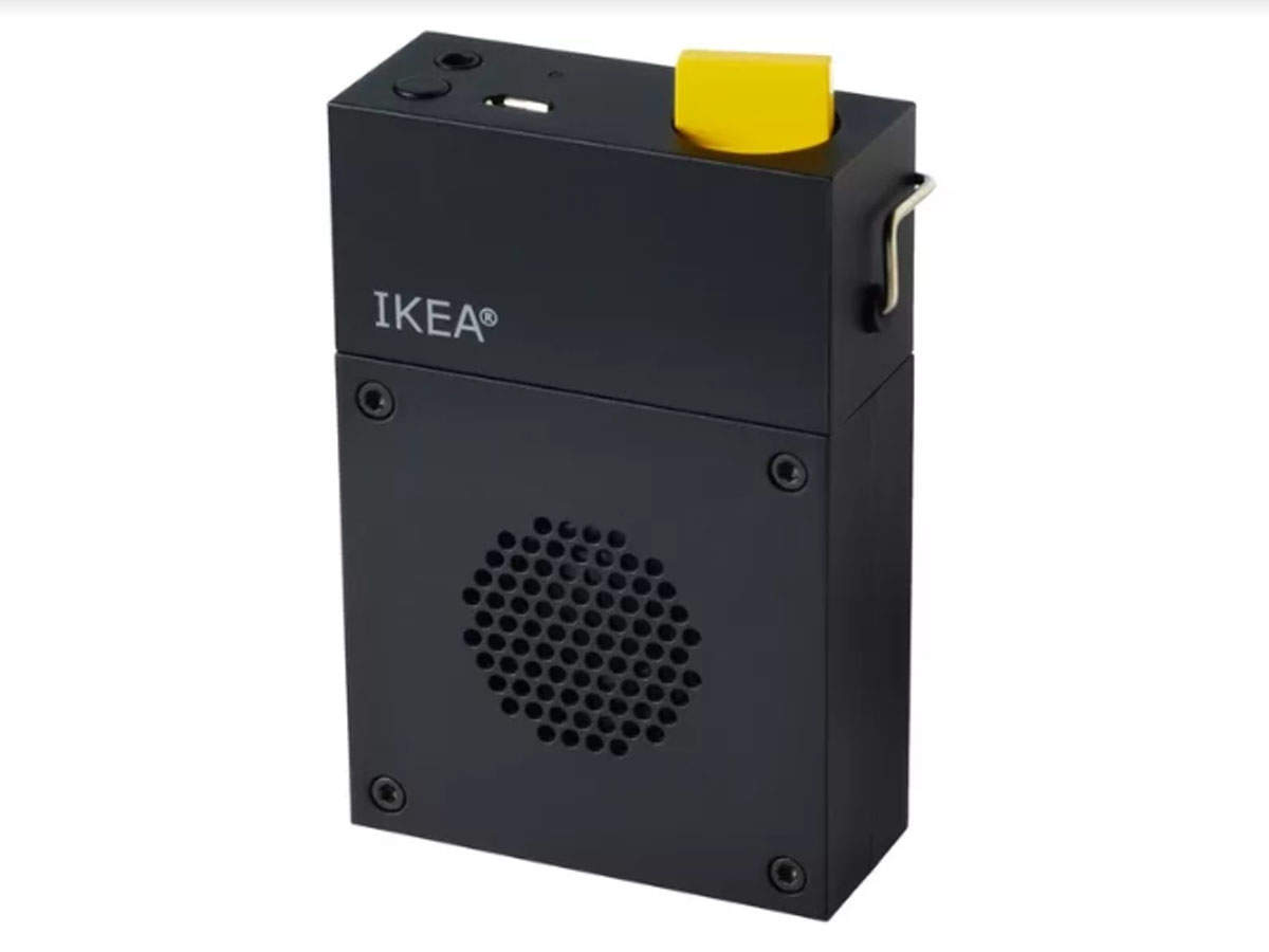 """The Frekvens range (Swedish for """"frequency"""") of speakers will hit stores in the United States on February 1, and subsequently in other parts of the world."""