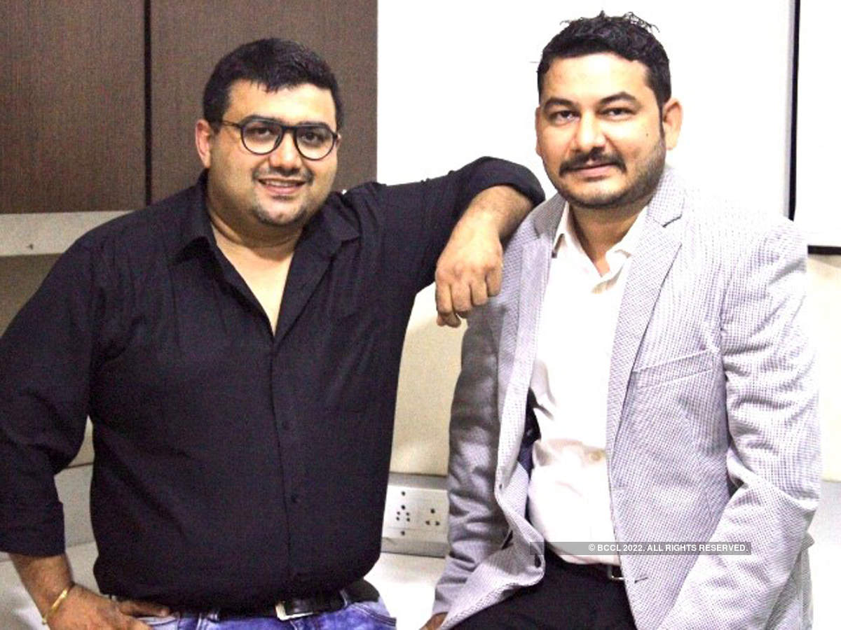 ​Gagan Deep Randhawa (L) and Deepak Dilip Singh Rahangdale started Diycam in late 2015 as a core IOT based-company​.
