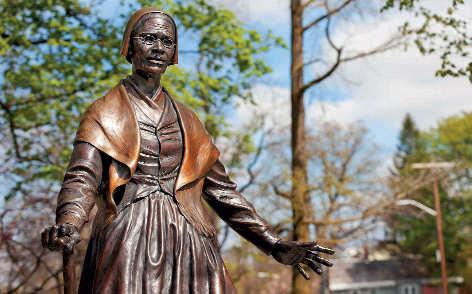 Sojourner Truth Memorial, Florence