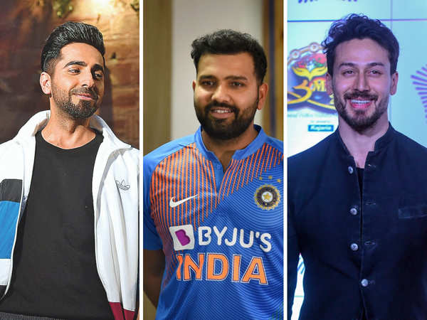 Ayushmann Khurrana (rank 10), Tiger Shroff (rank 17) and Rohit Sharma (rank 20) with a cumulative brand value of $87.5 million also joined the list this year.
