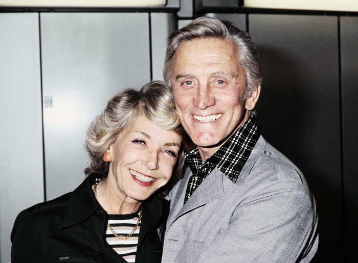 Kirk Douglas and his wife Anne announced plans to give away his $80 million fortune to a variety of causes through Douglas Foundation.