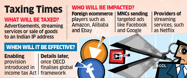Government Weaves Tax Net For Internet S Global Biggies The Economic Times