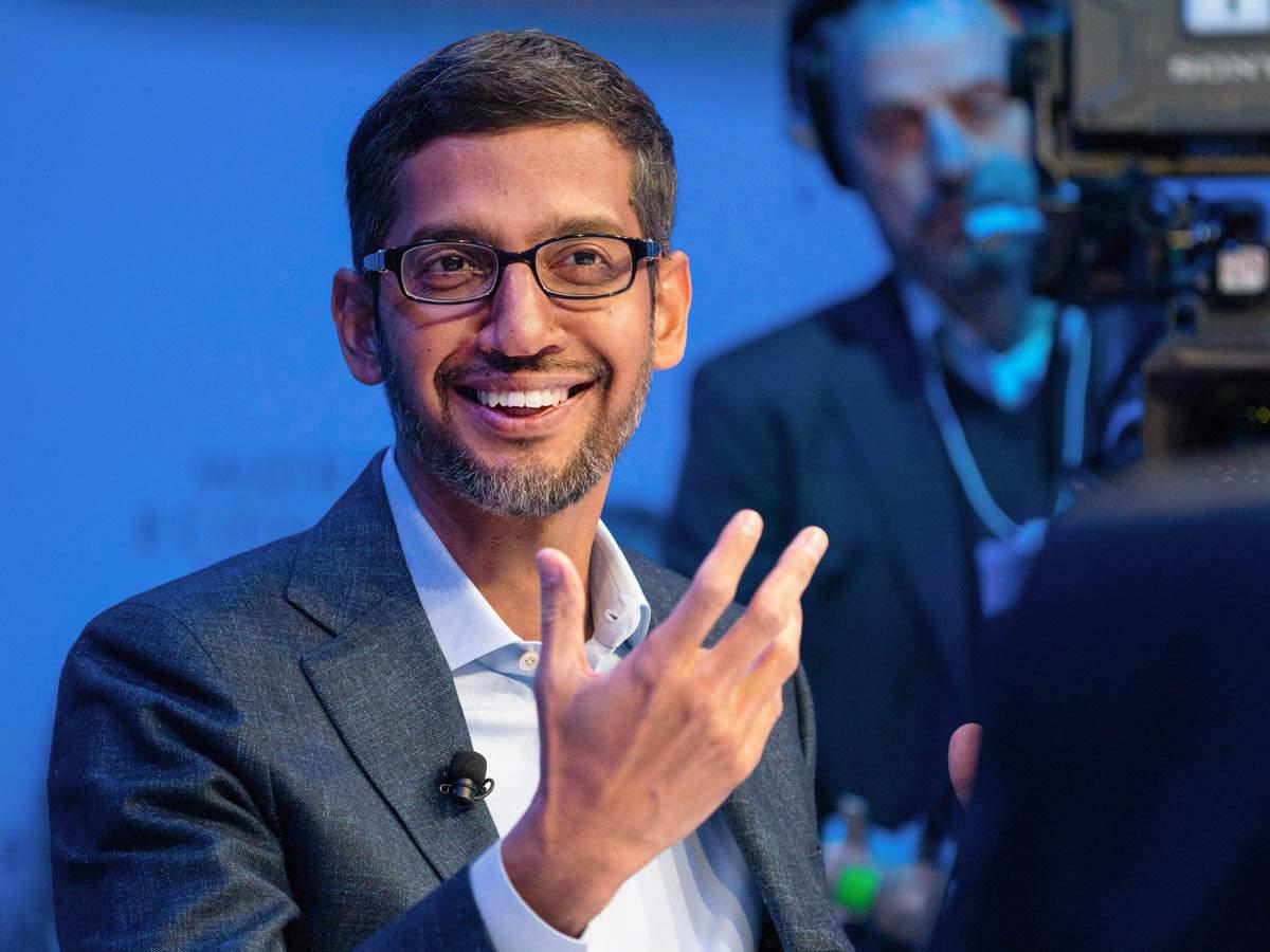 The Google CEO harbours intense love for veggie burritos.