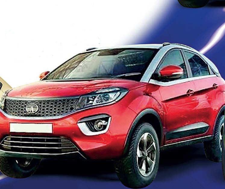 Tata Motors Nexon EV