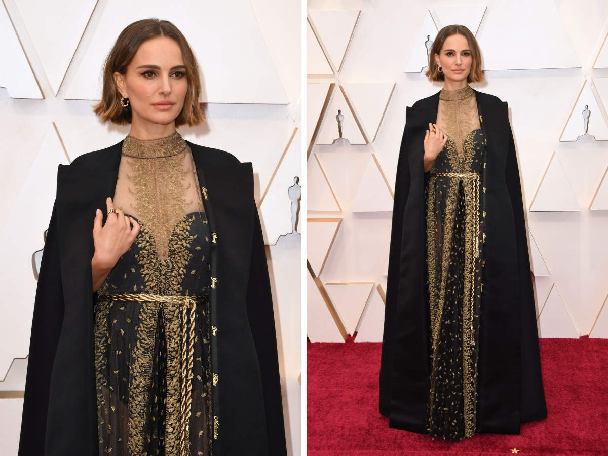 ​This is not the first time Natalie Portman has criticised the lack of female representation in Oscars. ​
